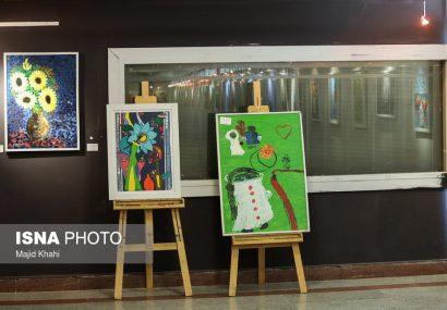 نخستین نمایشگاه هنر و خلاقیت معلولان