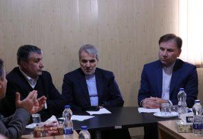 استاندار گیلان: تاکیدات رئیس جمهوری بزرگترین پشتوانه برای اجرای پروژه های ریلی است