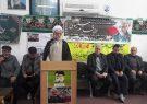 دبیر خانه کارگر تشکیلات گیلان در مراسم بزرگداشت سردار سلیمانی:   همه عمر پر برکت سردار سلیمانی برای خدمت به محرومان گذشت