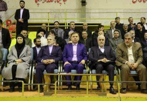 با حضور معاون رئیس جمهوری و استاندار گیلان:   مراسم اختتامیه رقابت های زورخانه ای پیشکسوتان کشور در رشت برگزار شد