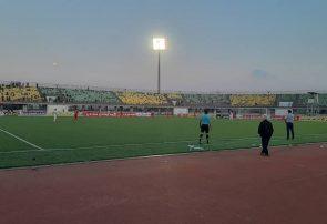 پیروزی داماش و تساوی سپیدرود و ملوان در مسابقات لیگ دسته اول