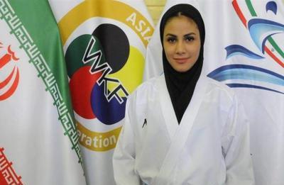 پیام تبریک استاندار به نخستین بانوی المپیکی تاریخ ورزش گیلان