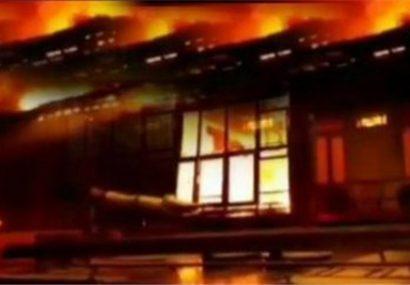 فرمانده انتظامی تالش: آتش سوزی منزل در شهرستان تالش منجر به فوت کودک ۴ ساله شد