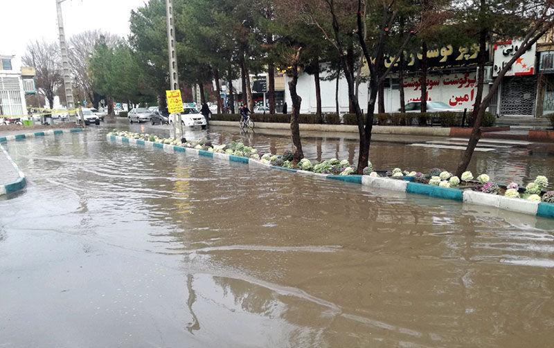 تداوم بارش برف و باران در بیشتر مناطق کشور تا روزهای پایانی نوروز