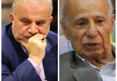 پیام تسلیت دکتر احمد رمضانپور بمناسبت درگذشت پروفسور حسن اکبرزاده دانشمند گیلانی