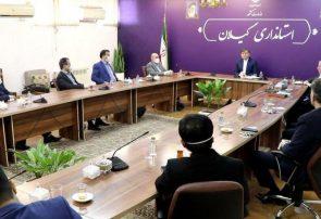 استاندار در دیدار منتخبان گیلان در مجلس یازدهم :  در نظام اسلامی ایران، همه مسئولان پاسخگوی مردم هستند