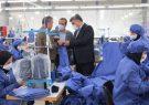 با آغاز سال جدید تولید ملزومات پزشکی در دو واحد تولیدی منطقه آزاد انزلی ادامه دارد