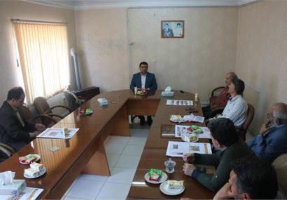 حضور مدیر کل در نشست کانون شوراهای اسلامی کار استان گیلان