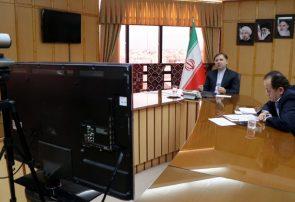 استاندار گیلان در ارتباط تصویری با استاندار آستراخان تاکید کرد:   ضرورت استفاده شایسته از ظرفیت های اتحادیه اقتصادی اوراسیا