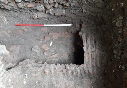پایان عملیات تشخیص قدمت مسجد تاریخی صفی رشت