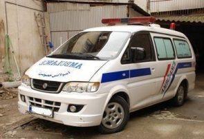توضیح یک مقام آگاه درخصوص توقیف یک دستگاه آمبولانس پلاک شخصی توسط پلیس