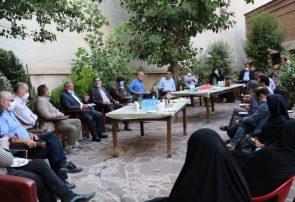 نخستین جلسه حضوری شورای مرکزی حزب کارگزاران سازندگی ایران در سال جدید برگزار شد