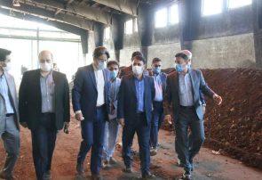 رفع مهمترینمشکل شهر با احداث کارخانه زباله سوز