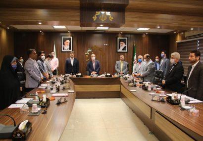رمضانپور نرگسی با کسب اکثریت آرا رئیس شورای شهر رشت شد