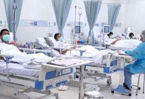 شناسایی ۳۶۷۷ بیمار جدیدو ۲۰۷ فوتی کرونا در شبانه روز گذشته