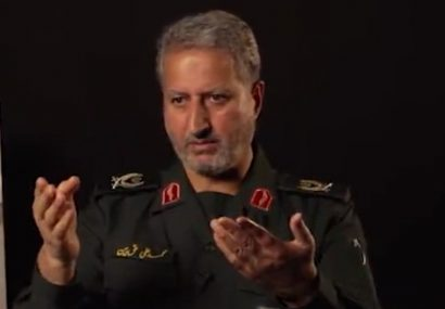 سردار محمدعلی حقبین دعوت حق را لبیک گفت