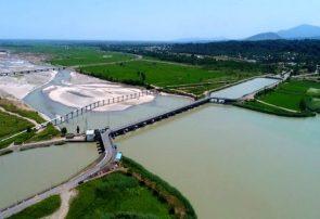 آبگذاری کانال های آب کشاورزی در دهه اول اردیبهشت