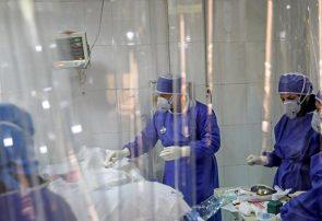 ۶۸۹ بیمار کرونایی در بیمارستان های گیلان بستری هستند