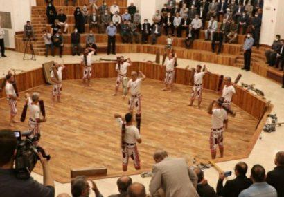 افتتاح سالن بینالمللی ورزشهای باستانی و زورخانهای امام علی (ع)