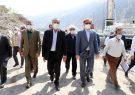 بازدید وزیر راه و شهرسازی از روند تکمیل پروژه آزاد راه رشت – قزوین و راه آهن رشت- کاسپین