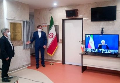 افتتاح همزمان پلی کلینیک تخصصی انزلی و مرکز درمانی آستانه اشرفیه با دستور ریاست محترم جمهوری