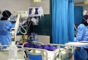 ۲۰۴ بیمار بدحال کرونایی گیلان در بخش مراقبتهای ویژه