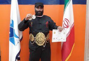 کسب افتخار برای ایران جز هدف های من است
