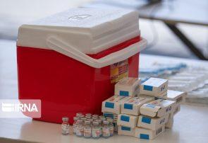 ۱۸۰ هزار دوز واکسن جدید کرونا وارد گیلان شد